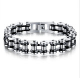 2017 Fashion Jewellery Men Charm 316L Stainless Steel Bracelet