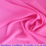 Well-Known Polyester Pearl Chiffon Fabric