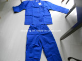 Blue Pants+Shirt Safety Suits Workwear Manufacture
