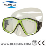 Reanson Hot Item Youth Tempered Glass Diving Snorkeling Mask