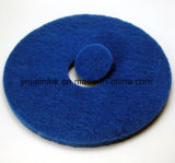 Green Red White Colorful Floor Polishing Pad