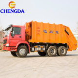 Sinotruk HOWO 4X2 5.5m3 to 12m3 Garbage Compactor Truck