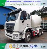 Mobile Self Loading Cement Mixer Truck for Sale