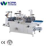Wjmq-350 Auto Sticker Label Die Cutting Machinery with Hot Foil