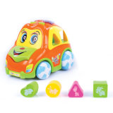 Kids Gift Intellectual Building Block Car (H0640286)