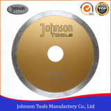 105mm-300mm Sintered Continuous Rim Diamond Saw Blade