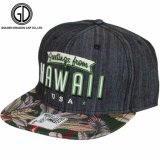 Cool New Style Era Snapback Fitting Cotton Twill Embroidery Cap