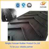 Ep300 Chevron Rubber Conveyor Belt