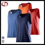 Men's Blank Running Top Wholesale Running Wear