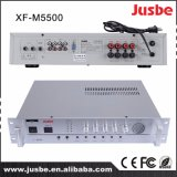 Xf-M5500 Teaching Professional Power Amplifier Audio Power Amplifier with RS232 Control Interface