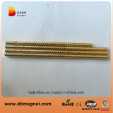 D5X2mm Cylinder Neodymium Magnetic Material Sale