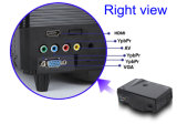 Promotion Price Mini Home Theatre LED Projector (X300)