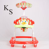 Baby Walker with Push Handle and Canopy Wholesale