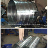 2000mm Diameter Spiral Tubeformer for Ventilation