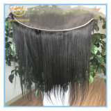 High Quality Swiss 13*4 Lace Frontal Silky Straight with Large Stock Lfst-001
