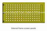 Internal Frame Screens for Screen Machine