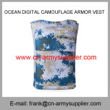 Wholesale Cheap China Military Ocean Digital Camouflage Ballistic Armor Vest