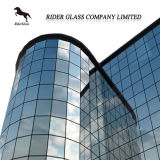 5+6A+5 High Quality Double Glazing/Hollow/Insulated 16mm Glass for Curtain Wall