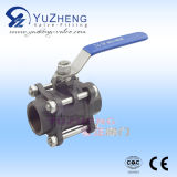 3PC Carbon Steel Ball Valve for Whosale