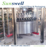 Craft Beer Washing Filling Capping Machine 600 Cans Per Hour
