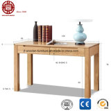 Customized Dining Wooden Table with Ce Certificate