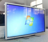 86 Inch Wall Hanging Touch Screen Query Multimedia Teaching Touch All-in-One PC Advertising Machine