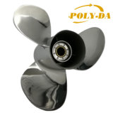 25-60 HP 11 5/8 X11 Boat Prop Matched YAMAHA Stainless Steel Marine Outboard Propeller RC Boat Propeller