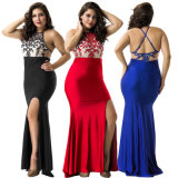 Wholesale Formal Ladies Party Wear Long Evening Gown Dress