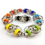 Cheap Kids Flippy Chain Fidget Toy Stress Reducer - Steel Flipping Bike Chain Fidget Toy - Perfect for Add, Adhd, Anxiety, and Autism