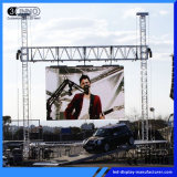 P3.91/P4.81 Lightweight Outdoor Indoor LED Rental Display Panel for Stage Touring Show
