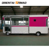 Mobile Fast Food Bus Trailer for Sale Factory Wholesale Price