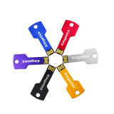 Promotional Metal USB Sticks USB2.0 8GB 16GB Memories for Customization