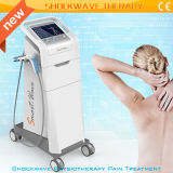 V-Actor Shockwave Therapy Apparatus for Back Pain
