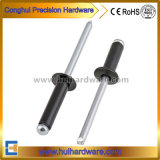Aluminum/Steel Domed Head Open End Core-Pulling Blind Rivets