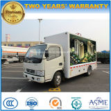 Dongfeng 4X2 LED Advertising Vehicle 5 Tons Mobile LED Truck