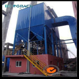 Tobacco Plant Drying Machine Pulse Jet Bag Filter Dust Collector