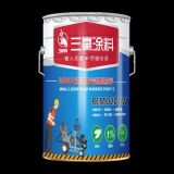 Two-Component Structural High Viscosity Coating Strong Three-Dimensional Road Marking Paint