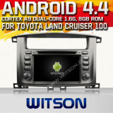 Witson Android 4.4 System Car DVD for Toyota Land