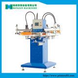 4 Color Non Woven Bag Silk Screen Printing Machine