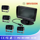 Bus Video System with Backup Cameras