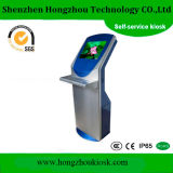 Shenzhen Manufacturer Information Inquiry System Kiosk with Metal Keyboard