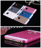 Luxury Design Shimmer Loose Powder Hard PC Cell Phone Cases for iPhone Cover