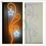 Outdoor 2D LED Motif Lights for Street Pole Decoration