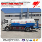 ISO Approved 2000 UK Gallons Water Tank Truck with Zva