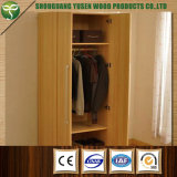 Wood Wardrobe Cabinet Bedroom Furniture