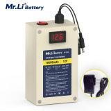 Shnegli Energy Portable Battery Lithium Ion Battery 12V 10ah Battery Sprayer