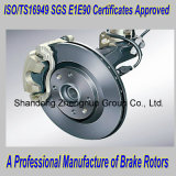 Auto Car Front Brake Discs for Ford Cars