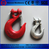 Forged Alloy Steel G70 Clevis Slip Hook with Safety Latch