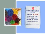 Titanium Dioxide Rutile R218 (Close to Blr 699)
