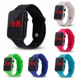 Fashion Electronic Digital Waterproof LED Display Watch for Unisex